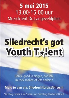 Sliedrecht's got Youth T@lent