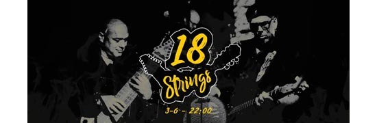 18 strings in The Moonshine