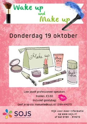 Wake up & Make up (jeugd 12+)