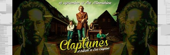 Claptunes - A tribute to Eric Clapton