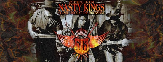 Nasty Kings in The Moonshine
