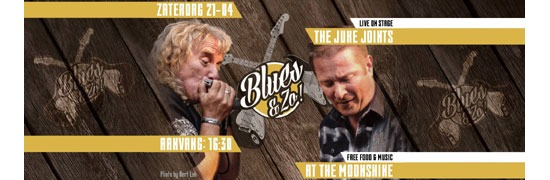 Blues & Zo met The Juke Joints in Moonshine
