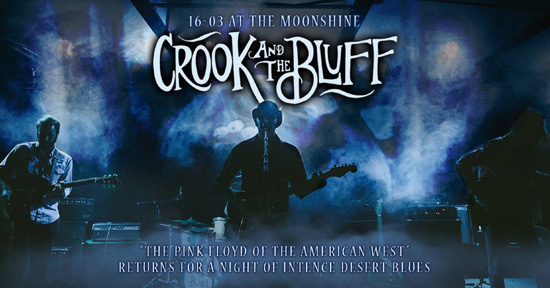 Crook and the Bluff (USA) in The Moonshine