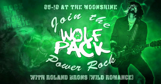 Join the Wolf Pack in The Moonshine